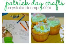 St. Patrick's Day Kids Crafts & Activities