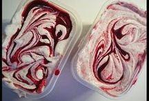 glace sans sorbetière