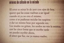palabras / by Auxi Gome