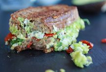 Recipes to try - Sandwiches  & Wraps / by Teryl