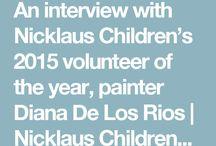 My love in Nicklaus Children's Hospital