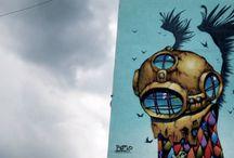 Street ART / Street art | Graffiti | Mural
