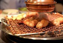 Eating in Seoul
