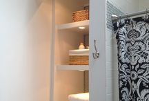 Closet Organization / Picture inspiration for organized bedroom, linen closet and mudroom closets (plus some great articles on organizing)  / by Cat O'Brien