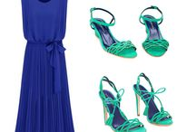 Combinações Perfeitas / Vestidos e Sapatos