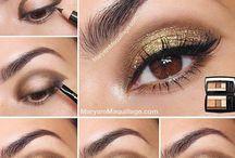 Make-up / by Stephanie Cielinski
