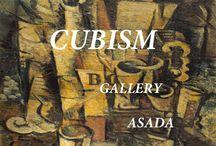 Cubist Art & Resources