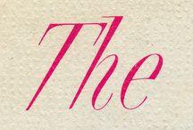 Lettere caratteri