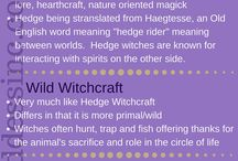 Witchcraft/pagan