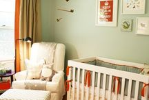 Nursery Nook / It's sad when the nesting instinct kicks in and there's not even a bun in the oven.