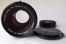 Canon FD 50mm f/1.4 S.S.C Lens From J…