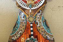 Mosaic Memory Dress