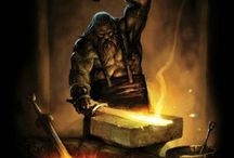 Blacksmithing and metals