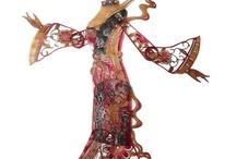 Chinese Art / unique Chinese handmade art