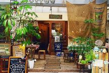 cafe / 福岡のおすすめカフェ。