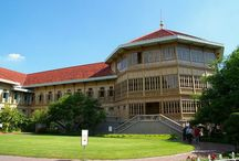 Palaces & Mansions in South East Asia
