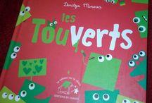 Lecture / livre pour enfant