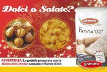 Le buone idee Granoro / Con Granoro scatena la tua fantasia in cucina!