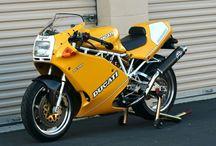 Ducati 750ss/900ss