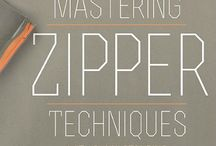 Zipper Technique