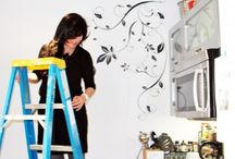 Economical Tips for Homes / See Ada Gonzalez onsite and her economical decorating magic