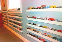 Brinquedos - organização