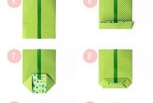 Bolsas de regalo / Todo para empacar ese algo tan especial que darás