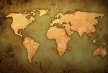 World Maps / by Beat the Brochure