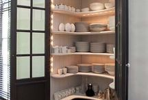 Dream kitchen organisation