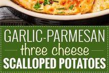 Potato dish