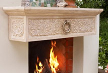Fireplaces / by Erin Lee Ann