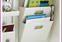 Organizing!!! / by Stephanie Herrmann Harris