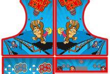 Arcade artes