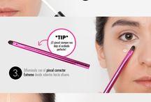 Maquillaje / Cubrir ojeras