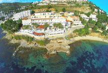 Costa Brava: los mejores hoteles / the best hotels