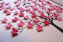 kelebek ağacı