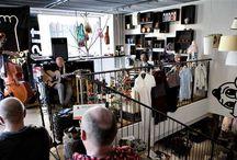 Café Kluns / Indretning og stil i Cafe Nutid Kolding