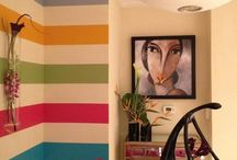 Decorating: Painting Ideas / by Heidi Someoneorother