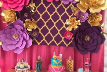 Shimmer & Shine Party Ideas