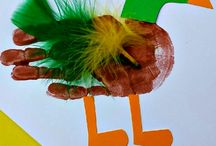 Animal Arts & Crafts / Fun animal inspired crafts, that get kids excited about wildlife!