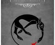 Sarcastic bastards - Snape a  Hound (Sandor Clegane)