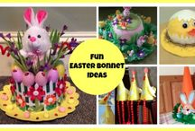 Fun Easter Bonnet Ideas