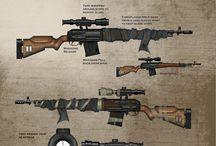 Mesterlövész puskák