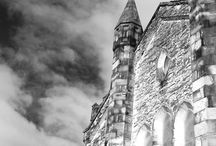Gothic Buildings and Places