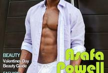 asafa powell / athlete               jamaican athlete
