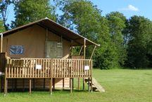Glamping Nederland / Glamping in Nederland. Op deze pagina treft u bijzondere campings en recreatieverblijven aan die onze tenten verhuren.