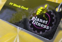 Black Card Perks / Planet Fitness Black Card Members get more stuff / by Planet Fitness