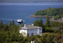 Large Holiday Houses in Oban / Large holiday houses in Oban. Sleeps from 10 - 22 guests.