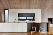 White+Wood| Modern Kitchen Design Ideas