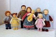 каркасные куколки